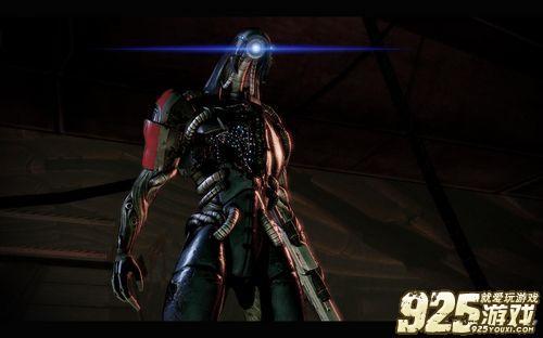 《质量效应2》文攻略:取得reaper飞船的iff/救出legion