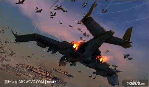 将会颁布新预告和实机游戏影像   5,lightbox的ps3独占打飞机游戏——