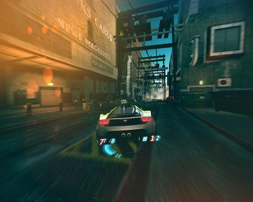 2011单机游戏排行榜前10—赛车竞速