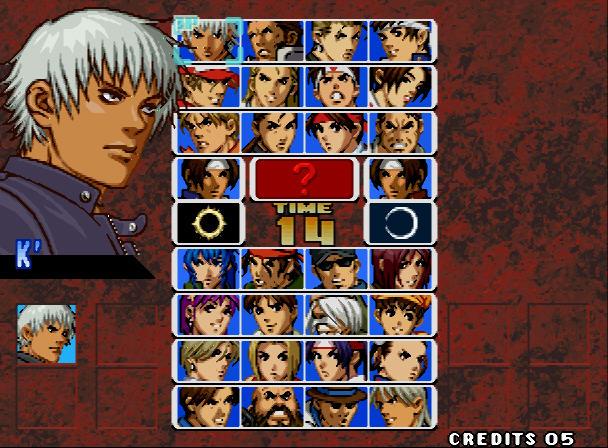 格斗之王99