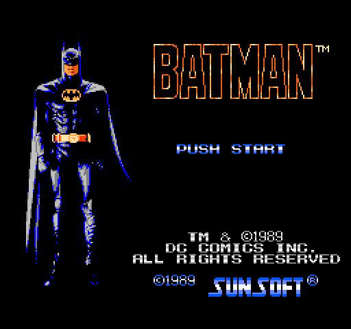 fc蝙蝠侠硬盘版