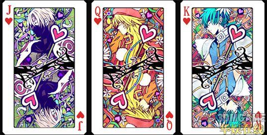 joker扑克牌头像图