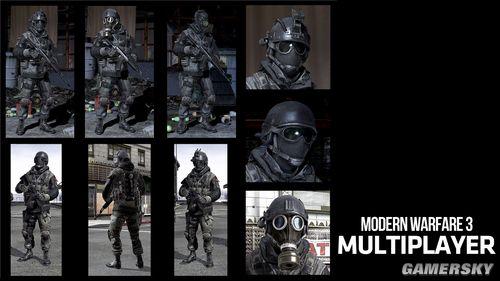 《使命召唤8:现代战争3》人物物品设定细节曝