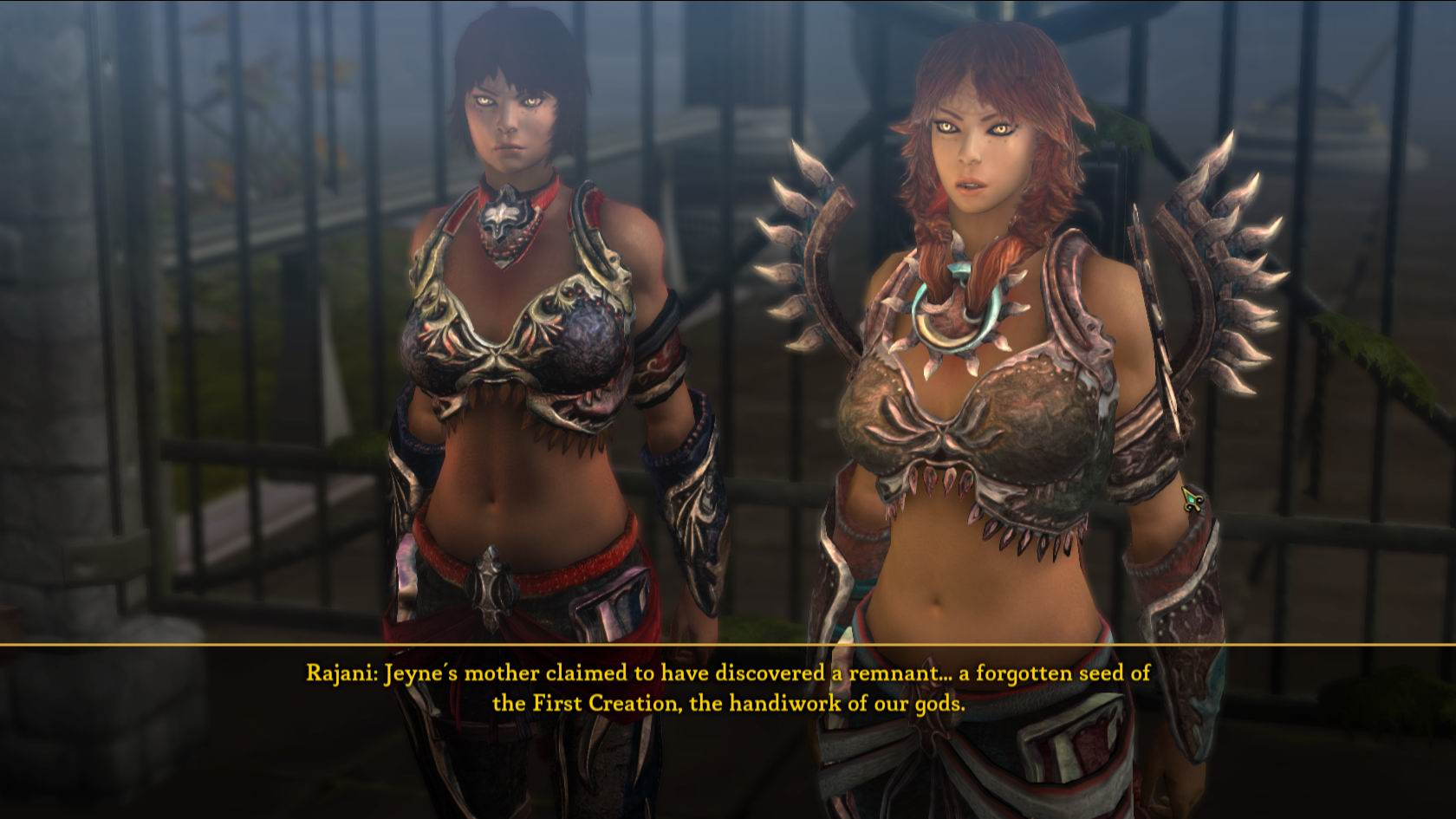 Dungeon siege 3 sex nackte adult comic