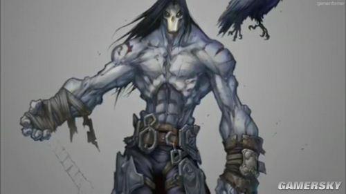 《暗黑血统2》大量场景设计图及人物原画公布