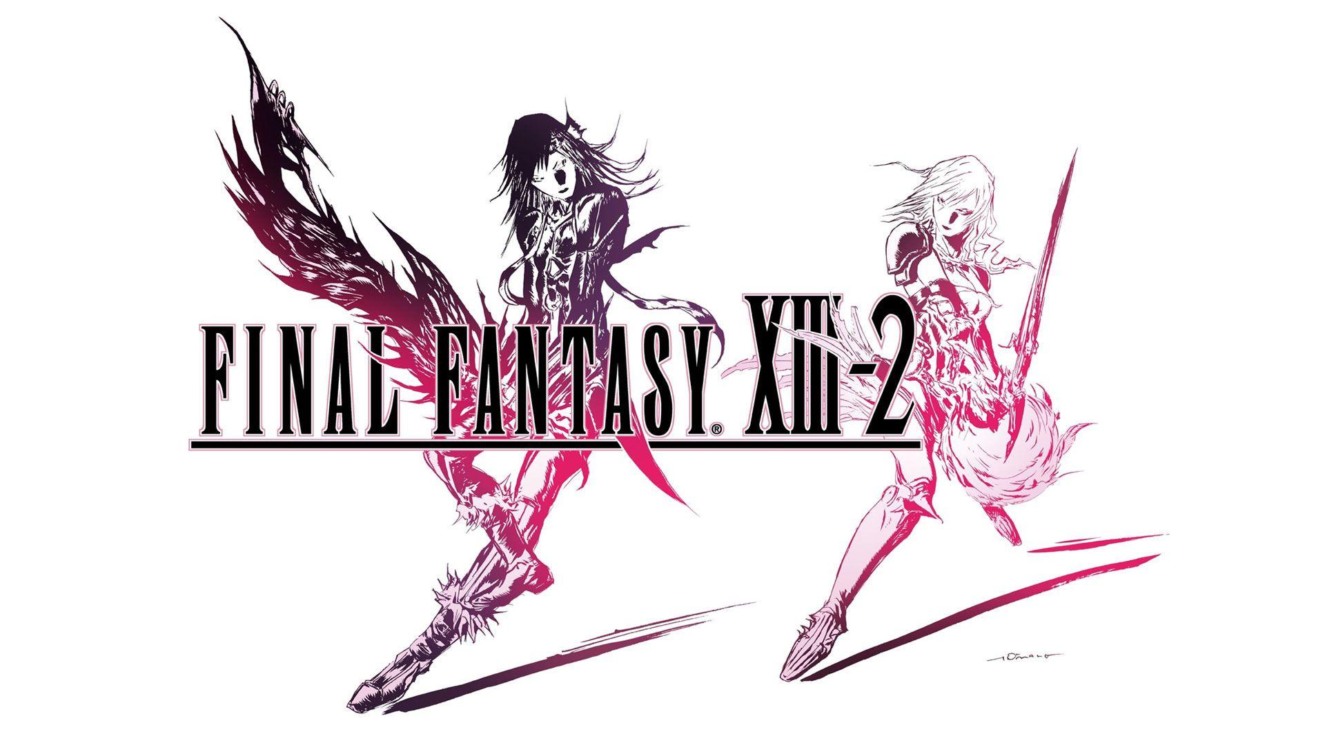 最终幻想13 2 超精美壁纸下载