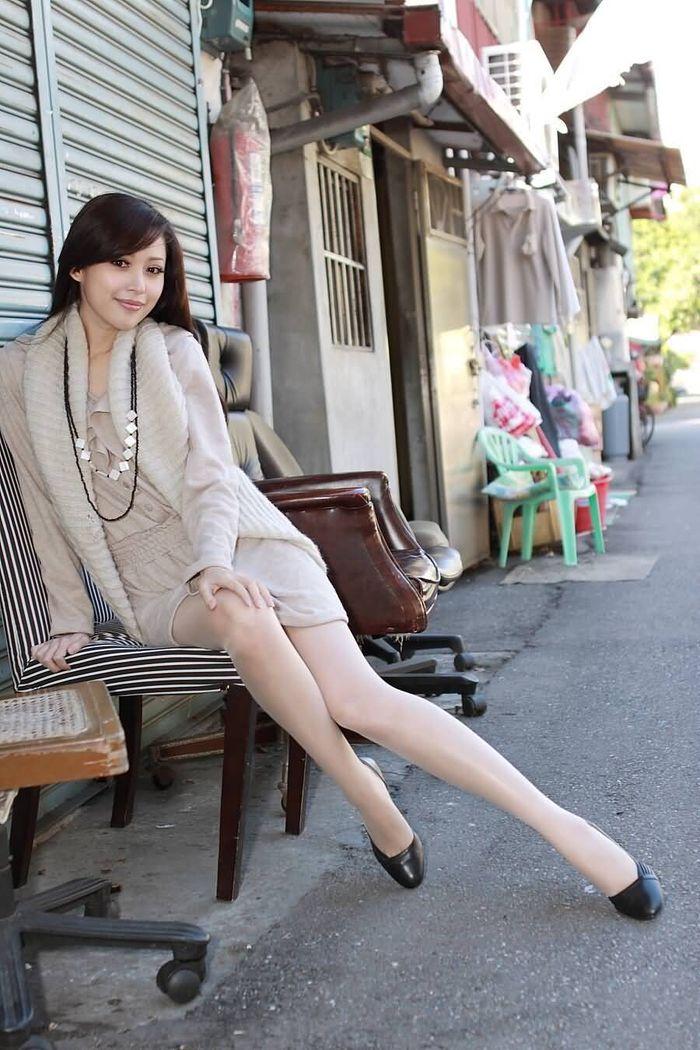 波斗门女主角刚小希性感内衣写真