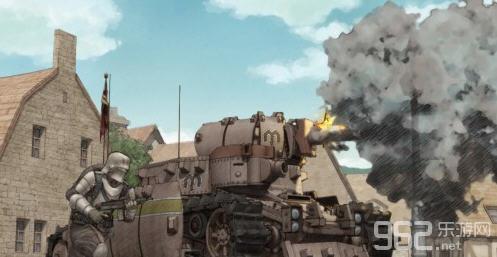世嘉经典战略游戏《战场女武神》将登陆pc,日前官方公布了截图,预定