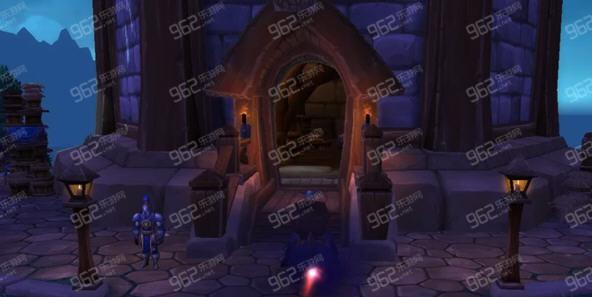 魔兽世界要塞怎么去阿什兰?阿什兰传送门位置