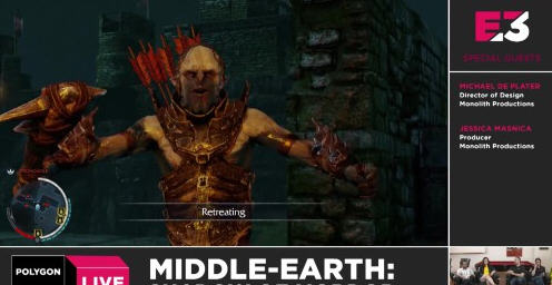 兽人必须死 《中土世界:暗影魔多》超长演示