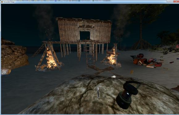 荒岛求生火堆怎么合成 火堆合成方法