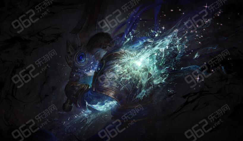 ...新英雄神秘预告视频 盖伦盔甲被击穿