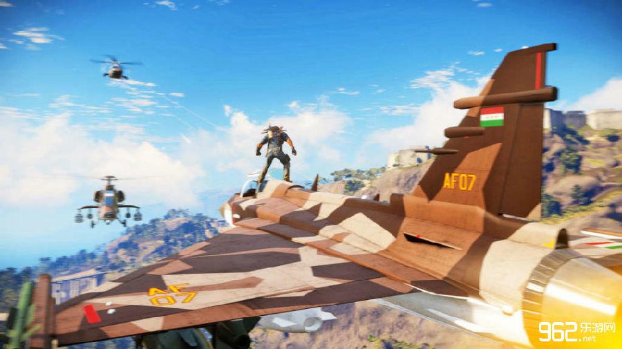 雪崩工作室(Avalanche Studios)旗下的超人气大作《正当防卫3(Just Cause 3)》一直备受玩家的关注,从公布的截图和预告来看,该作不但继承了前作们的传统,继续走好莱坞风格,发泄、破坏、上天入地、场面火爆、特效动作看花眼,而且还增加很多游戏新玩法。  正当防卫3 《正当防卫》就像游戏界的好莱坞动作大片,因为该作就是偷师了好莱坞大片《变形金刚》。 在Pax East 2015展会上,《正当防卫3》的艺术总监Zach Schlappi表示,该作的灵感源于迈克尔贝早期执导的电影《变形金