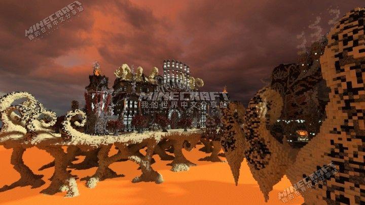 我的世界地狱堡垒存档下载 乐游网游戏下载图片