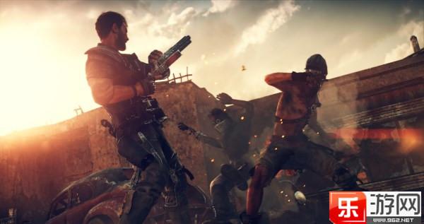 疯狂的麦克斯PS4视频预告 大量游戏内容展示早前游戏截图