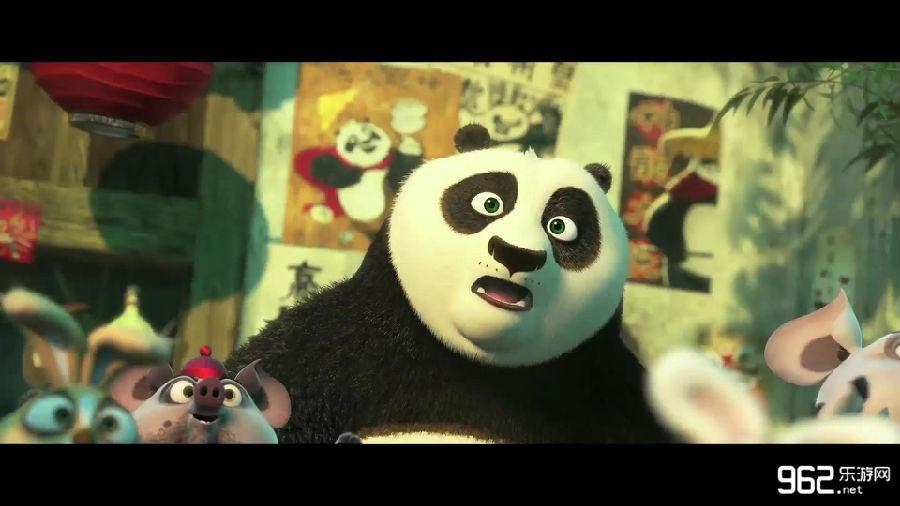 《功夫熊猫3》首曝中文预告