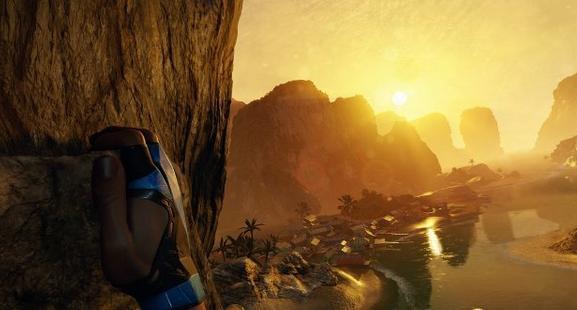 Crytek公布基于CRYENGINE引擎VR游戏《攀岩