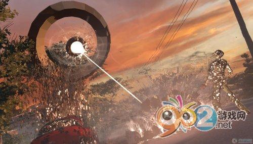 传2K正在开发《生化奇兵》网游版(图)