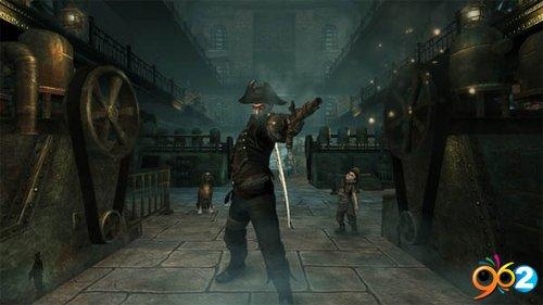X360独占RPG《神鬼寓言3》公开细节