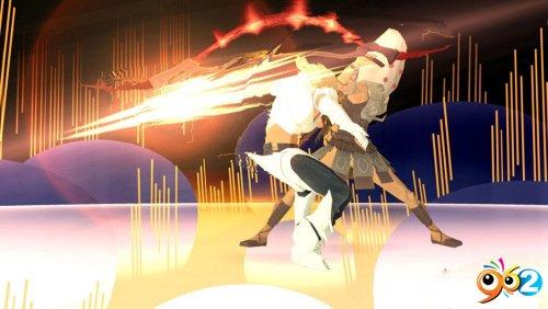 游戏主角伊诺克是一个普通人类,为了拯救人类不被毁灭,他将在一个图片